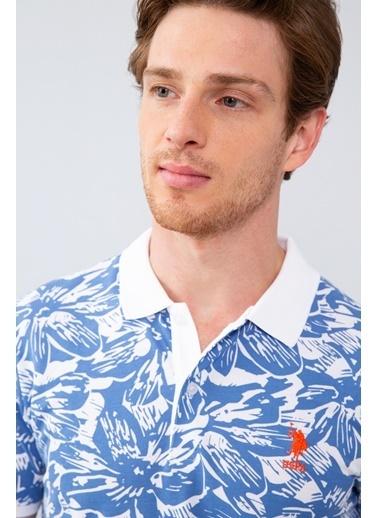 U.S. Polo Assn. Tişört Mavi